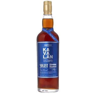 Whisky Taiwan Single Malt Kavalan Vinho Barrique 57,71 70cl