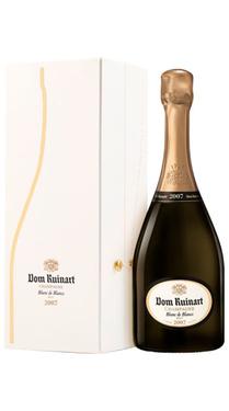 Champagne Dom Ruinart Blanc De Blanc  Millesime 2007 (avec Coffret)