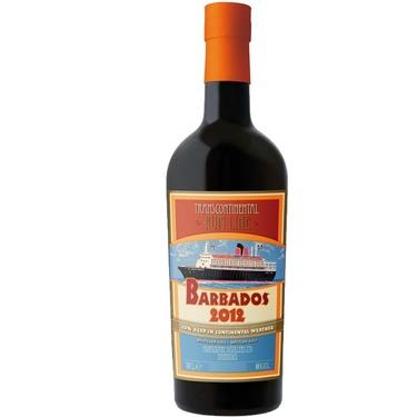 Rhum De Melasse Barbades Barbados 2012 Transcontinental Rum Line 46% 70cl