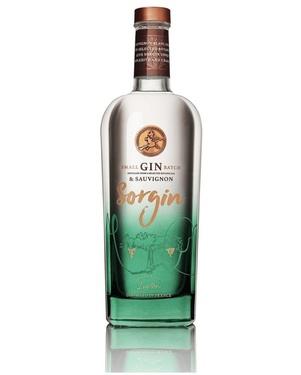 Gin France Sorgin Small Gin Batch & Sauvignon 43% 70cl