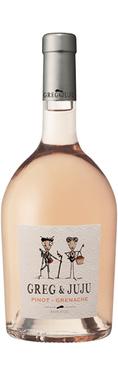 Greg & Juju Pinot Noir Grenache Rose Aop Oc