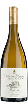 Chateau Pouilly Cuvee 1551 Pouilly Fuisse