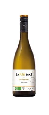 Chardonnay Le Petit Beret 75cl Bio