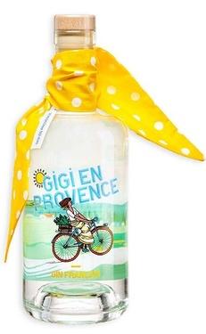 Gin Bio Gigi En Provence 44% 0.70cl