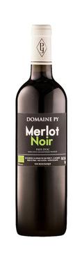 Igp Pays D'oc Domaine Py Merlot Noir Bio