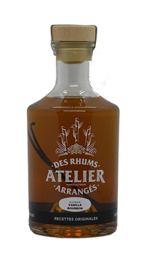 Atelier Des Arranges Vanille Bourbon 0.70cl 32°