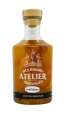 Atelier Des Arranges Poire Gingembre 0.70cl 32°
