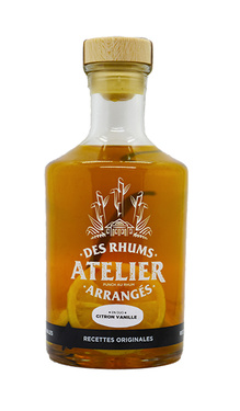 Atelier Des Arranges Citron Vanille 0.70cl 32°