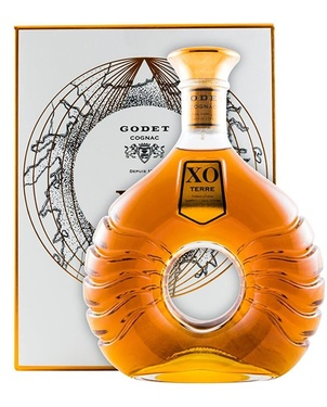 Cognac Godet Xo Terre 70cl 40°