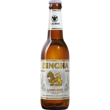 Thailande Singha Beer 0.33 5%