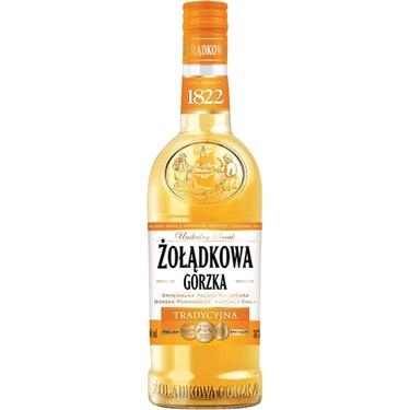 Vodka Pologne Zoladkowa Gorzka Traditional 34% 70cl
