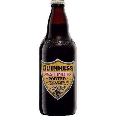 Biere Irlande Guinness West Indies Porter 0.50 6%